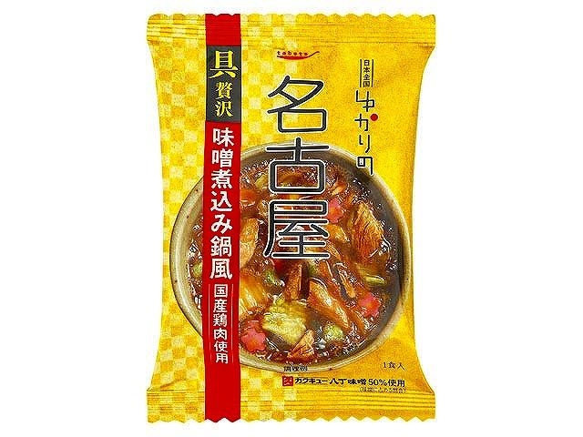 ゆかりの名古屋 味噌煮込み鍋風(国産鶏肉使用)