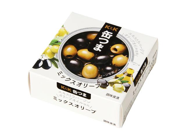 K&K缶つま★レストラン ミックスオリーブ
