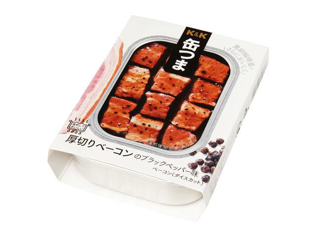 缶つま★レストラン 厚切りベーコン プレーン