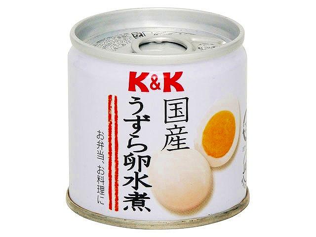 国産 うずら卵水煮