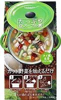 たっぷり豆スープの素タイ風生姜ココナッツ