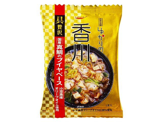 ゆかりの 香川 国産真鯛のブイヤベース