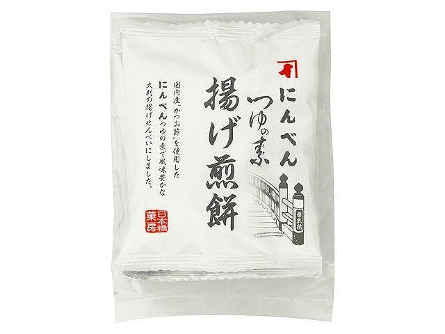 にんべん つゆの素 揚げ煎餅