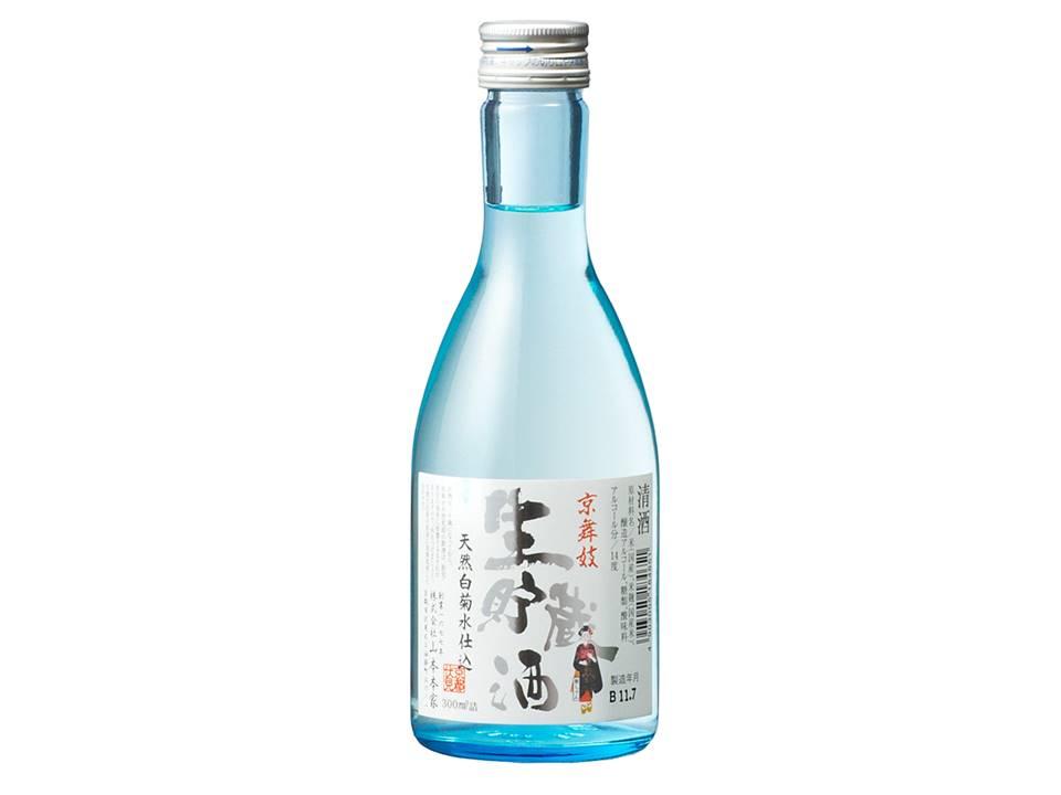 清酒 京舞妓 生貯蔵酒