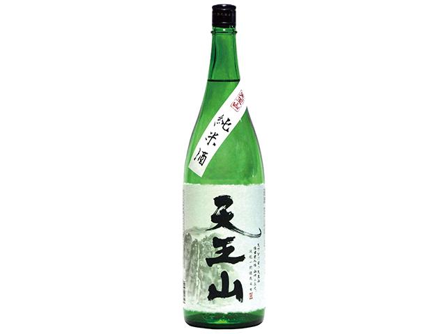 清酒 天王山 純米