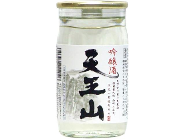 清酒 天王山 吟醸 竹林 カップ