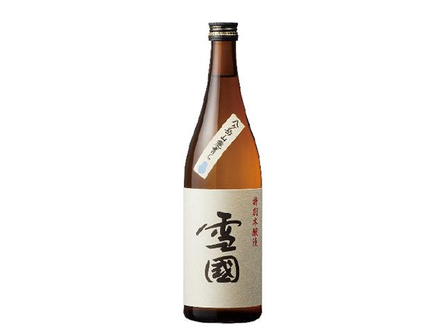清酒 雪國 特別本醸造