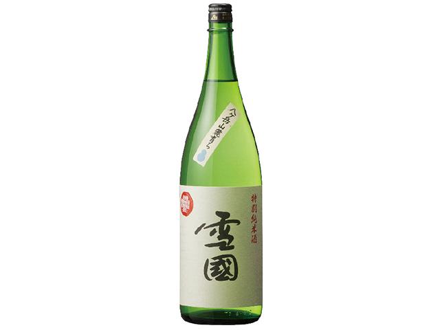 清酒 雪國 特別純米酒