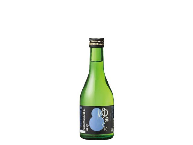 清酒 雪国 本醸造 生貯蔵酒