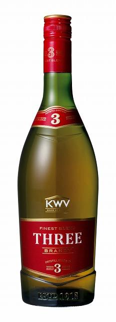 KWV ブランデー 3年