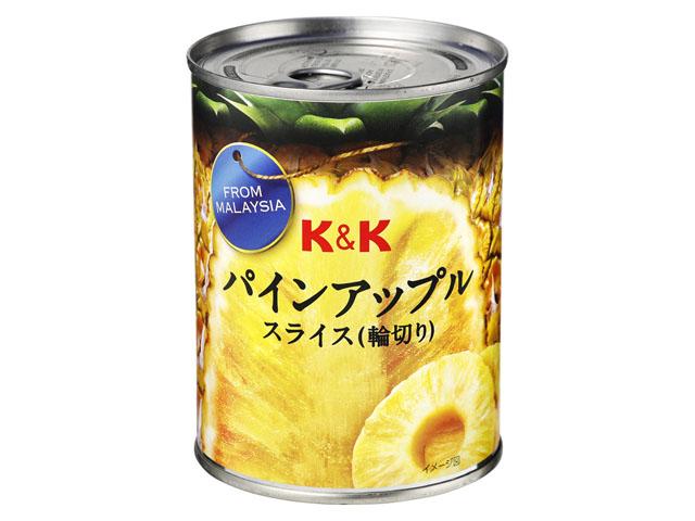 マラヤパイン スライス ラベル缶(560g)