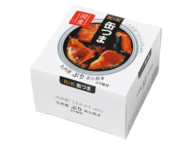 缶つまプレミアム 九州産 ぶりあら炊き